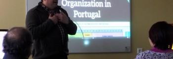 Ação de formação na Estónia