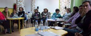 Primeira reunião transnacional de projeto