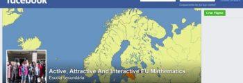 Active, Attractive And Interactive eU Mathematics no Facebook