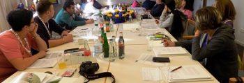 Terceira reunião transnacional de projeto
